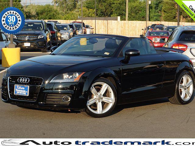 2012 Audi TT 2.0T Prestige for sale in Manassas, VA