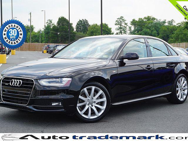 2014 Audi A4 Premium for sale in Manassas, VA