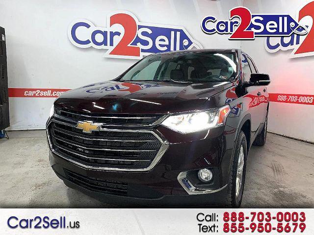 2020 Chevrolet Traverse LT Leather for sale in Hillside, NJ