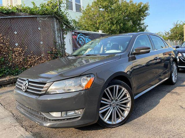 2014 Volkswagen Passat Sport for sale in Jamaica, NY
