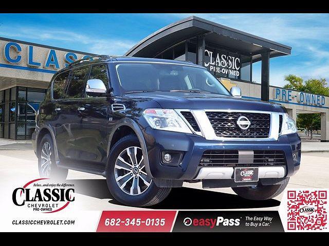 2018 Nissan Armada SL for sale in Grapevine, TX