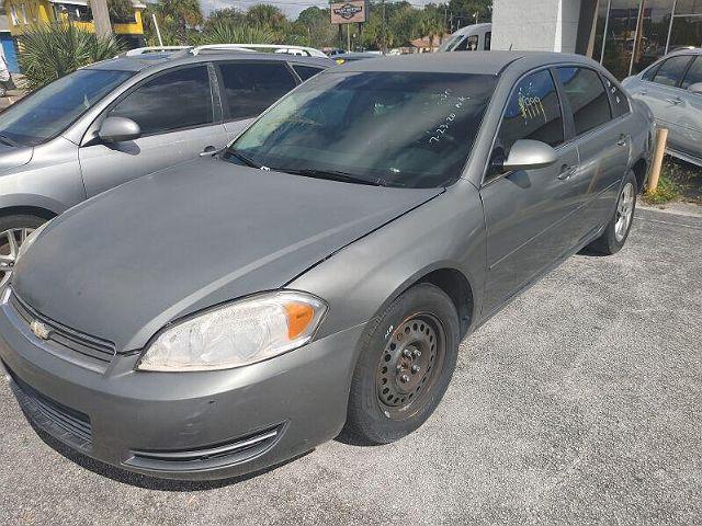 2007 Chevrolet Impala LS for sale in Jacksonville, FL