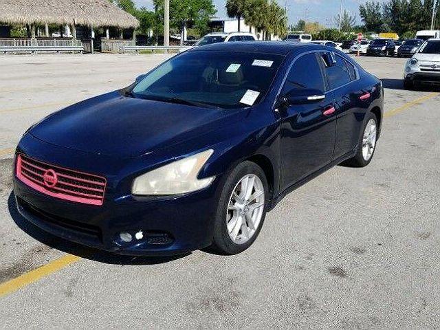 2009 Nissan Maxima 3.5 SV for sale in Jacksonville, FL