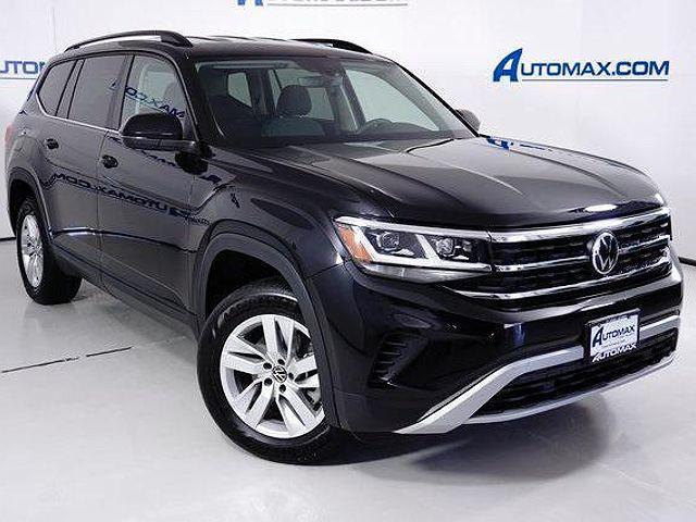 2021 Volkswagen Atlas 2.0T S for sale in Killeen, TX