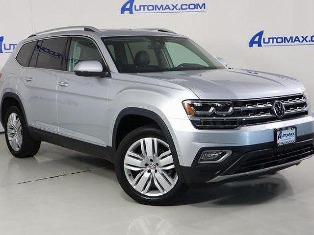 2019 Volkswagen Atlas 3.6L V6 SEL Premium for sale in Killeen, TX