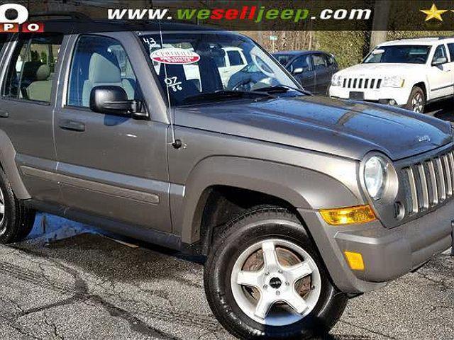 2007 Jeep Liberty for sale near Huntington, NY