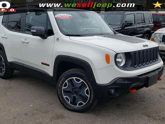 2015 Jeep Renegade Trailhawk for sale in Huntington, NY