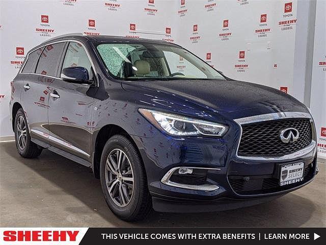 2018 INFINITI QX60 FWD for sale in Laurel, MD