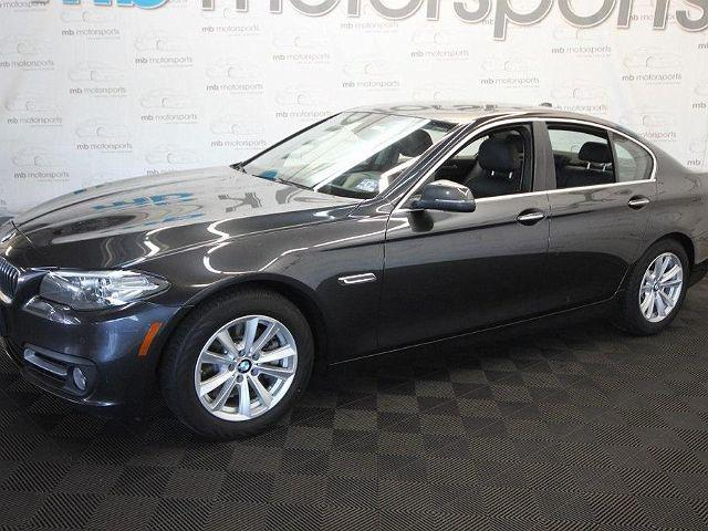 2015 BMW 5 Series 528i xDrive for sale in Asbury Park, NJ
