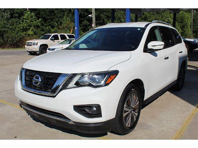 2017 Nissan Pathfinder SV for sale in Fuquay Varina, NC