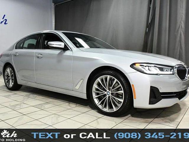 2021 BMW 5 Series 540i xDrive for sale in Hillside, NJ