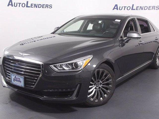 2017 Genesis G90 5.0L Ultimate for sale in Exton, PA