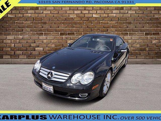 2007 Mercedes-Benz SL-Class 5.5L V8 for sale in Pacoima, CA