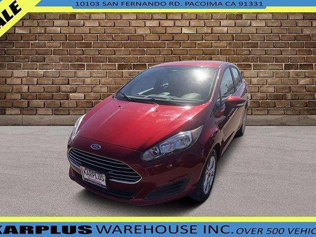2015 Ford Fiesta SE for sale in Pacoima, CA