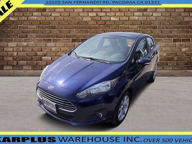 2016 Ford Fiesta SE for sale in Pacoima, CA