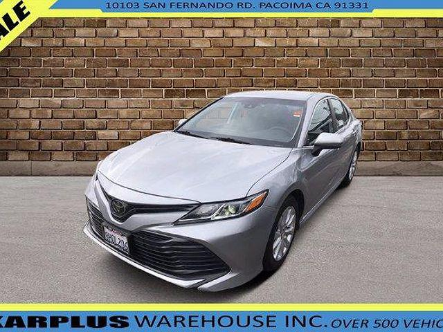 2019 Toyota Camry LE for sale in Pacoima, CA