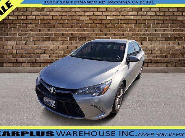 2016 Toyota Camry SE for sale in Pacoima, CA