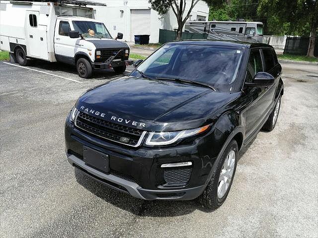 2016 Land Rover Range Rover Evoque SE Premium for sale in Hallandale Beach, FL