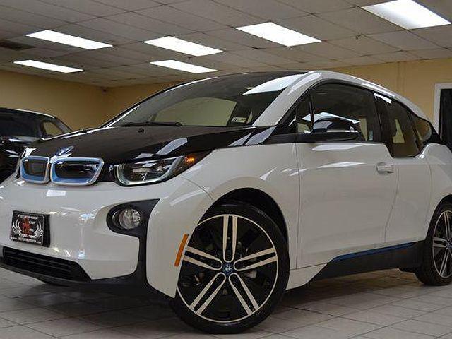 2015 BMW i3 4dr HB w/Range Extender for sale in Manassas, VA