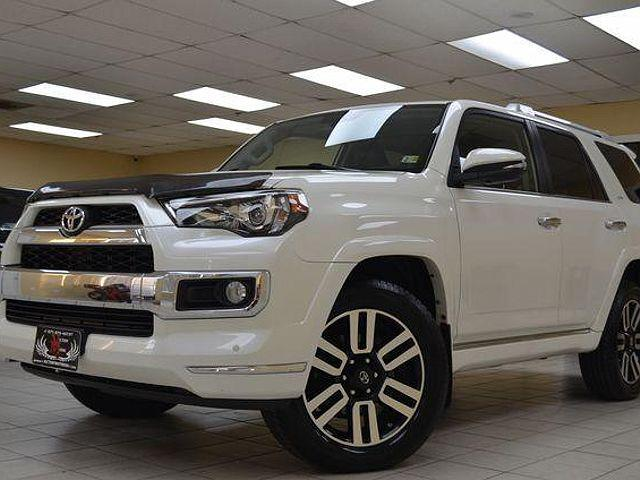 2018 Toyota 4Runner Limited for sale in Manassas, VA