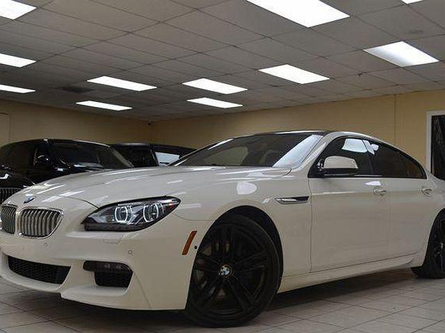 2015 BMW 6 Series 650i xDrive/ALPINA B6 xDrive for sale in Manassas, VA