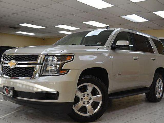 2015 Chevrolet Tahoe LT for sale in Manassas, VA