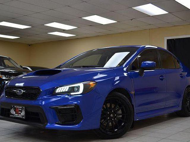 2018 Subaru WRX Manual for sale in Manassas, VA