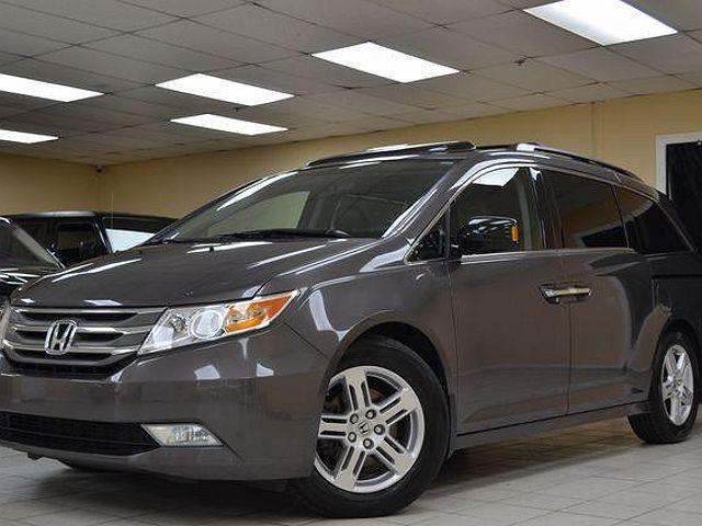 2013 Honda Odyssey Touring for sale in Manassas, VA