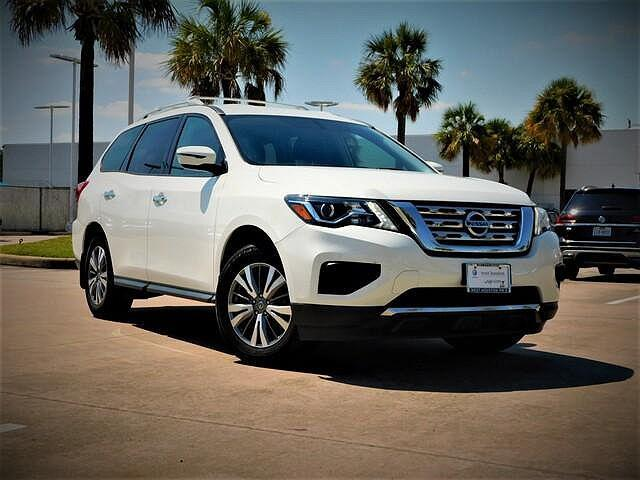 2018 Nissan Pathfinder S for sale in Houston, TX