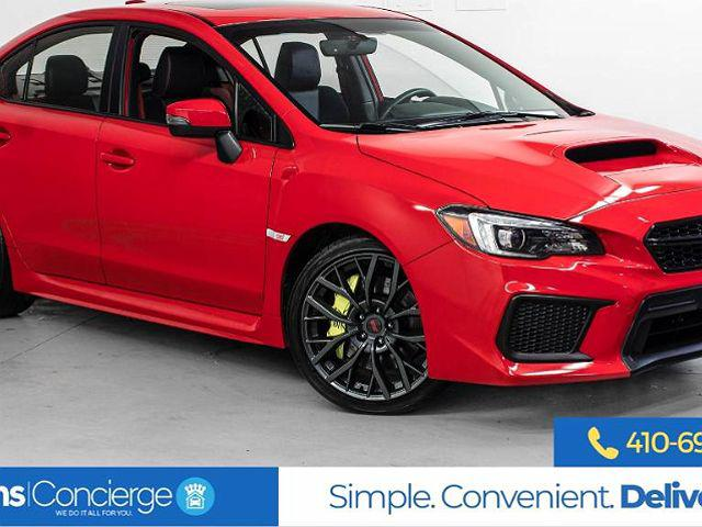 2019 Subaru WRX STI Limited for sale in Westminster, MD
