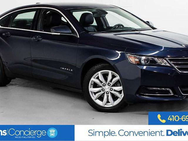 2018 Chevrolet Impala LT for sale in Westminster, MD