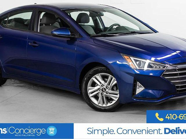 2020 Hyundai Elantra SEL for sale in Westminster, MD
