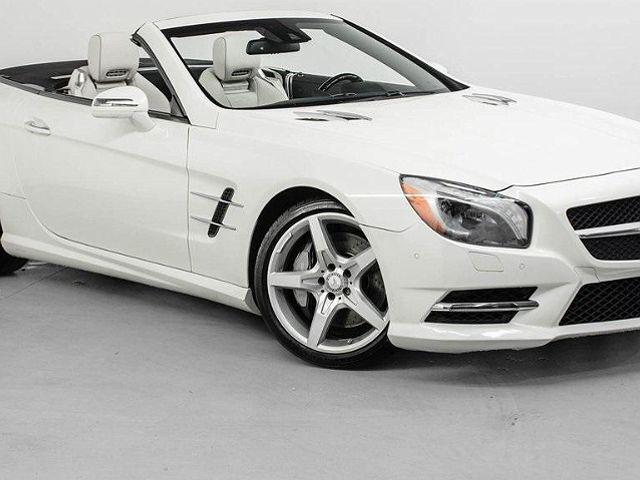 2015 Mercedes-Benz SL-Class SL 550 for sale in Westminster, MD