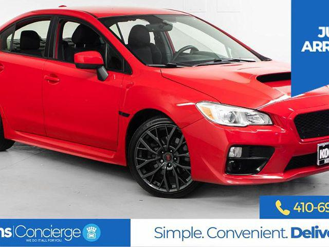 2017 Subaru WRX Manual for sale in Westminster, MD