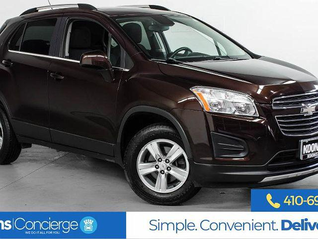 2016 Chevrolet Trax LT for sale in Westminster, MD
