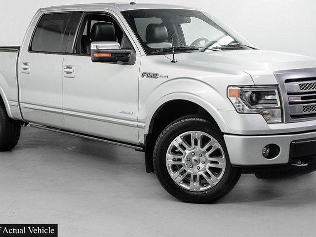 2014 Ford F-150 Platinum for sale in Westminster, MD