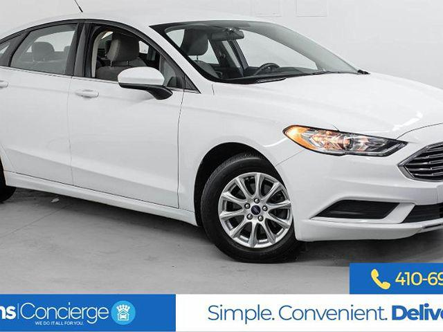 2017 Ford Fusion S for sale in Westminster, MD