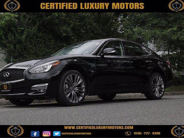 2017 INFINITI Q70 3.7 for sale in Valley Stream, NY