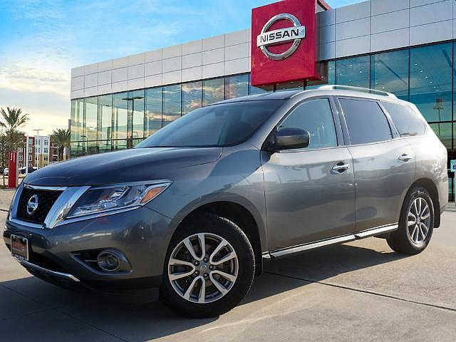 2016 Nissan Pathfinder S for sale in Houston, TX