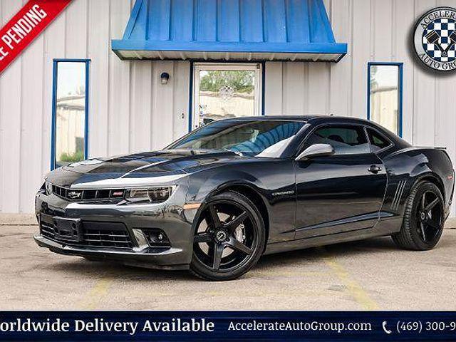2015 Chevrolet Camaro SS for sale in Rowlett, TX