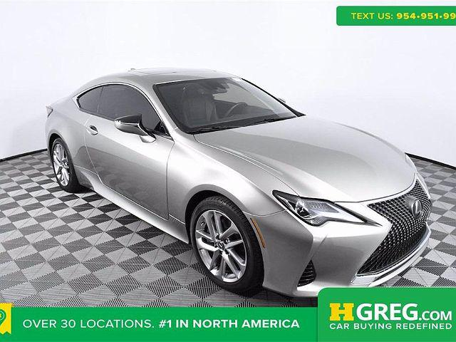 2019 Lexus RC RC 300 for sale in Doral, FL
