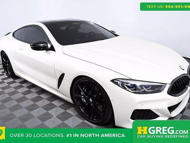 2019 BMW 8 Series M850i xDrive for sale in Doral, FL