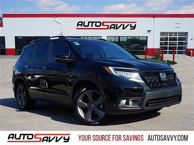 2019 Honda Passport Touring for sale in Houston, TX