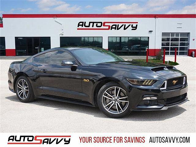 2017 Ford Mustang GT for sale in Houston, TX