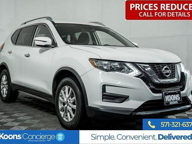 2017 Nissan Rogue SV for sale in Falls Church, VA