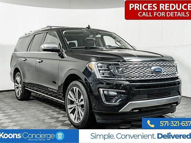 2020 Ford Expedition Max Platinum for sale in Falls Church, VA