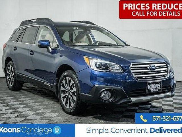 2017 Subaru Outback Limited for sale in Falls Church, VA