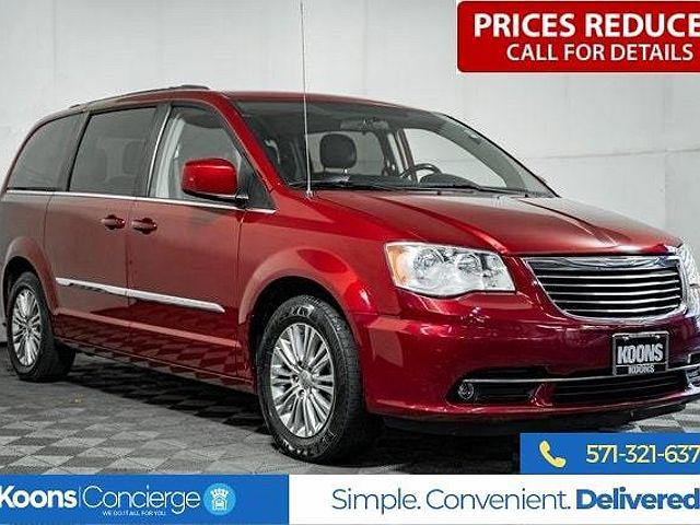 2015 Chrysler Town & Country Touring for sale in Falls Church, VA