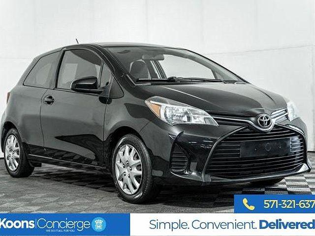 2015 Toyota Yaris L for sale in Falls Church, VA