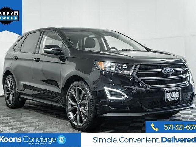 2018 Ford Edge Sport for sale in Falls Church, VA